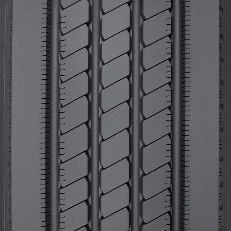 Michelin XRV    All Position  RV / Coach Tire