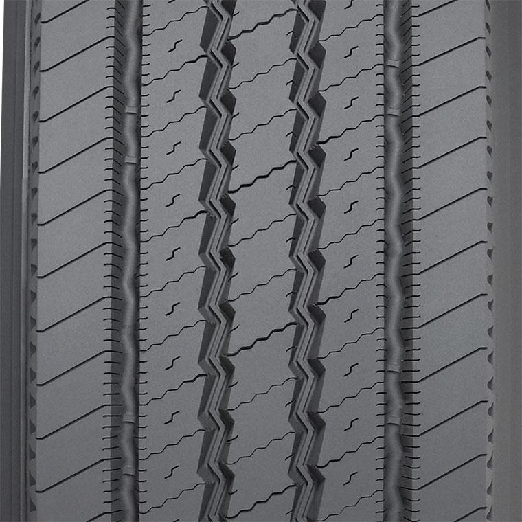 Michelin XZE 2 Standard Sizes    RegionalAll Position /  Steer Tire