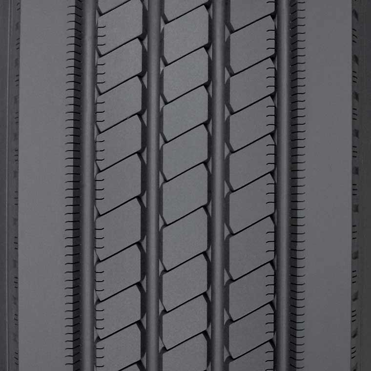 Michelin XRV    All Position   RV / Coach Tire