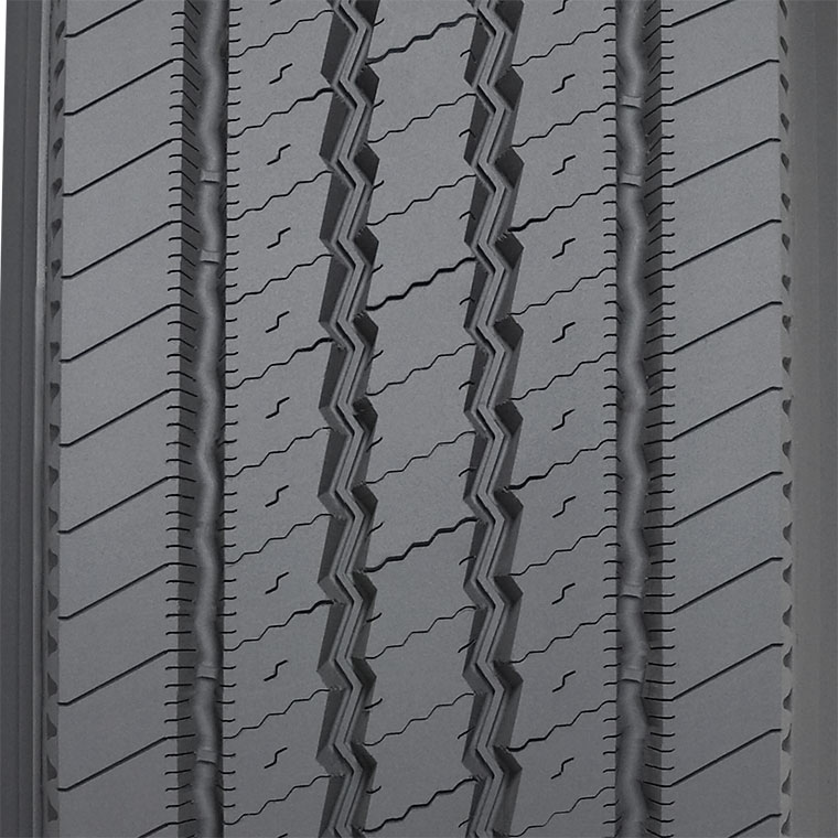 Michelin XZE 2 Standard Sizes    Regional All Position /   Steer Tire