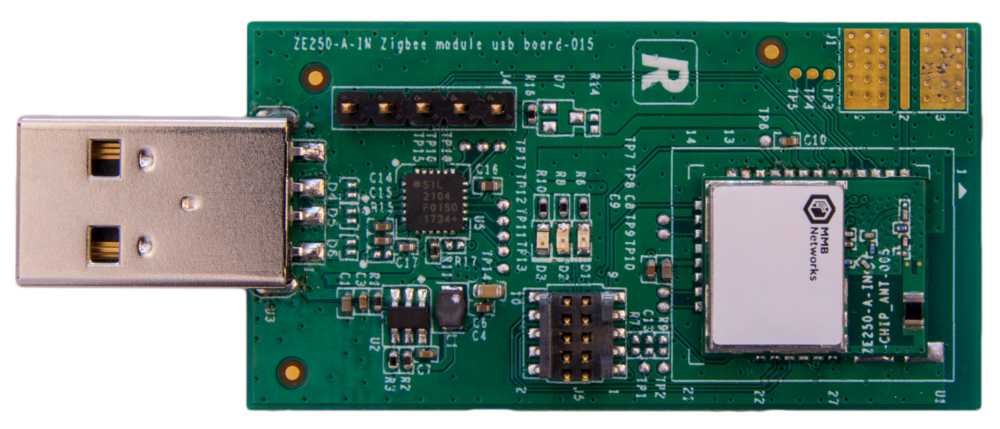 RapidConnect Dev Board