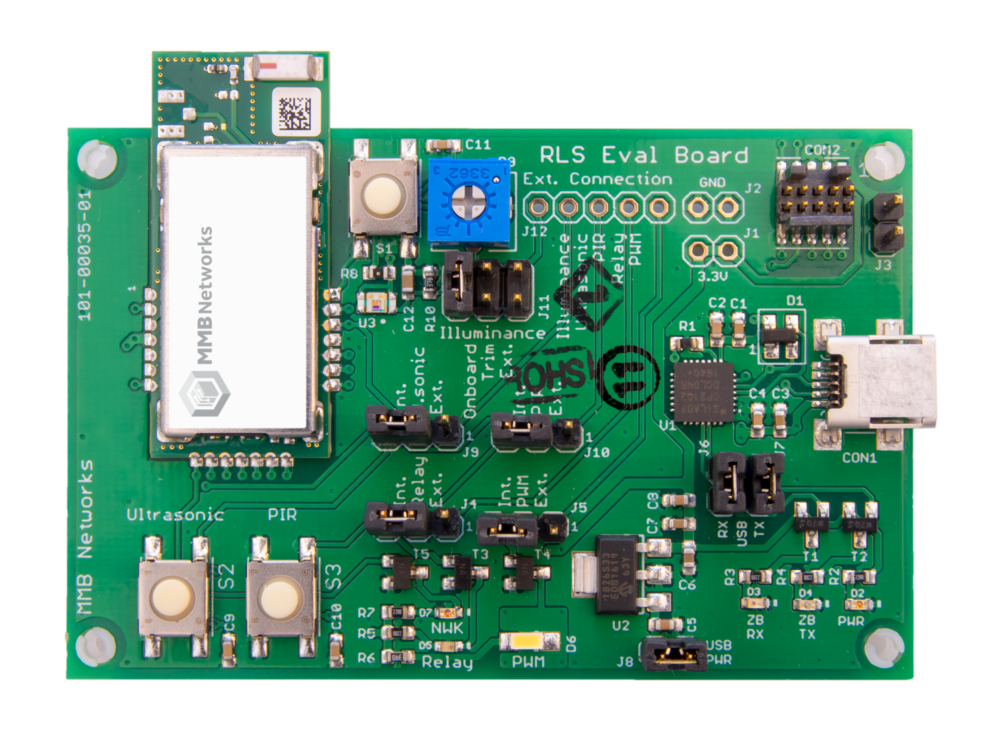 RapidConnect Lighting & Sensor Board