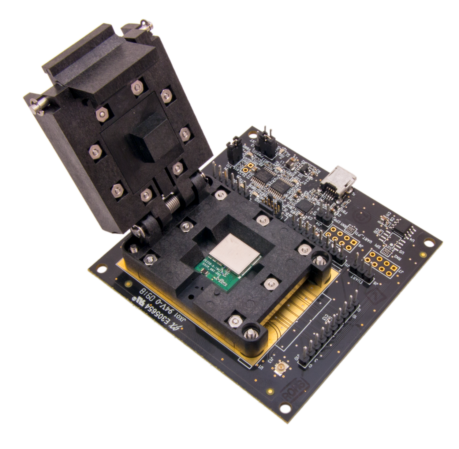 Hardware Mmb Networks Free Software For Designing Electronic Circuits Irisconsultinggrp Cycloid Socket Dev Board Ortho Openmodule