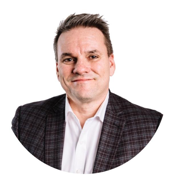 Tim Angus - | President & CEO