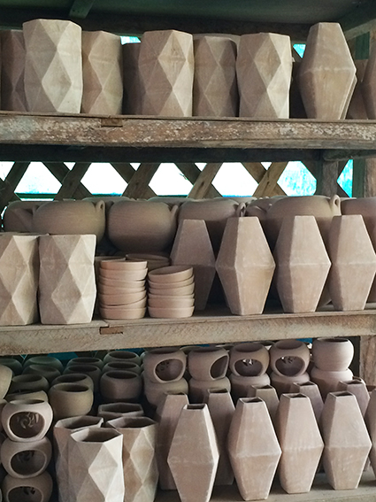 Our next vase collection currently in production