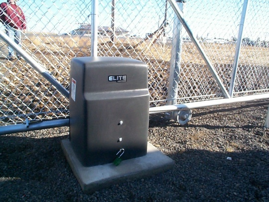 Amazing Safe Storage @ King   New Gate Operator / Motor