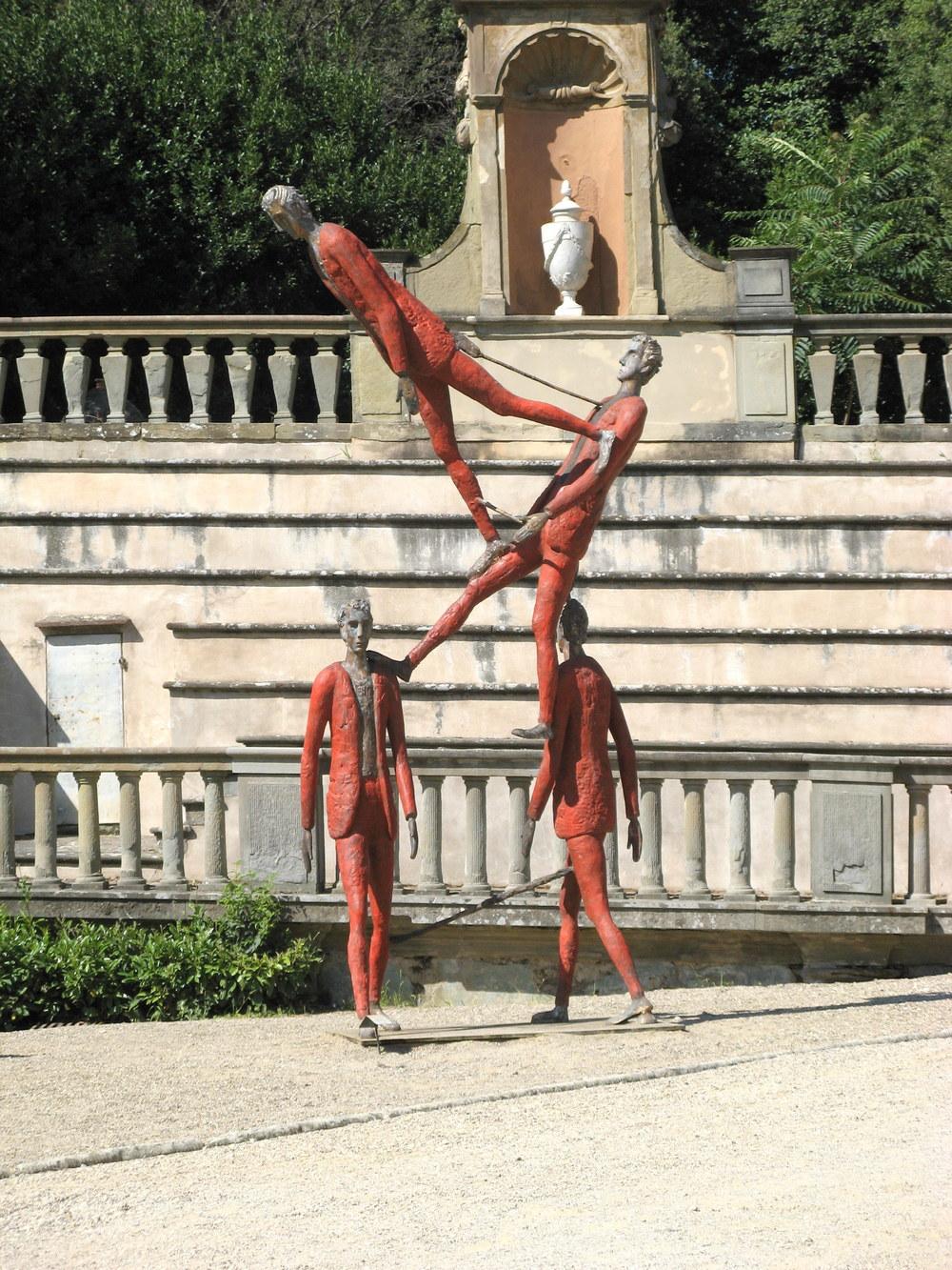 Boboli Gardens statues