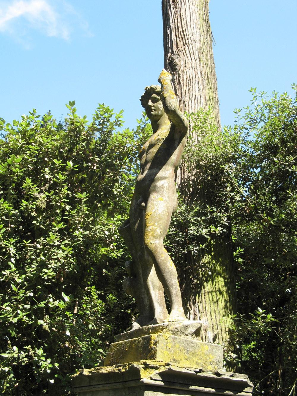 Boboli Garden Statue