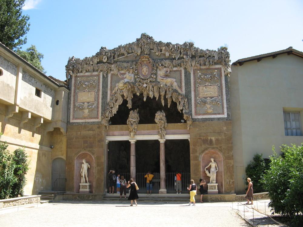 Grotta di Buontalenti, Bobolie Gardens, Florence