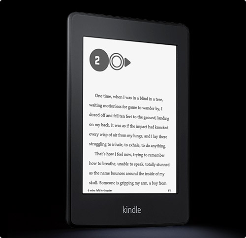 Kindle Paperwhite ($139)