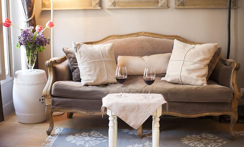 via Paris Perfect | Chenas apartment