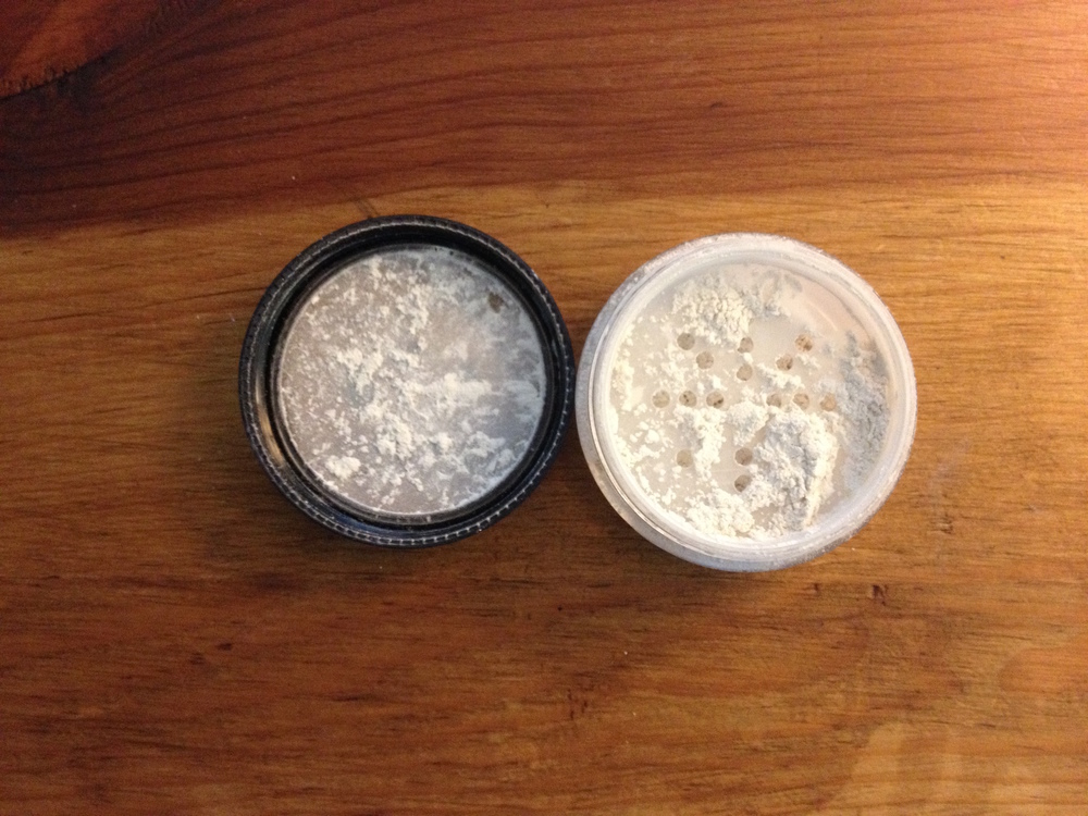 via my makeup bag | Top Cat Finishing Powder | $16.25 USD