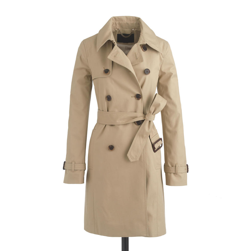 Collection icon trench coat | J.Crew ($344 USD)