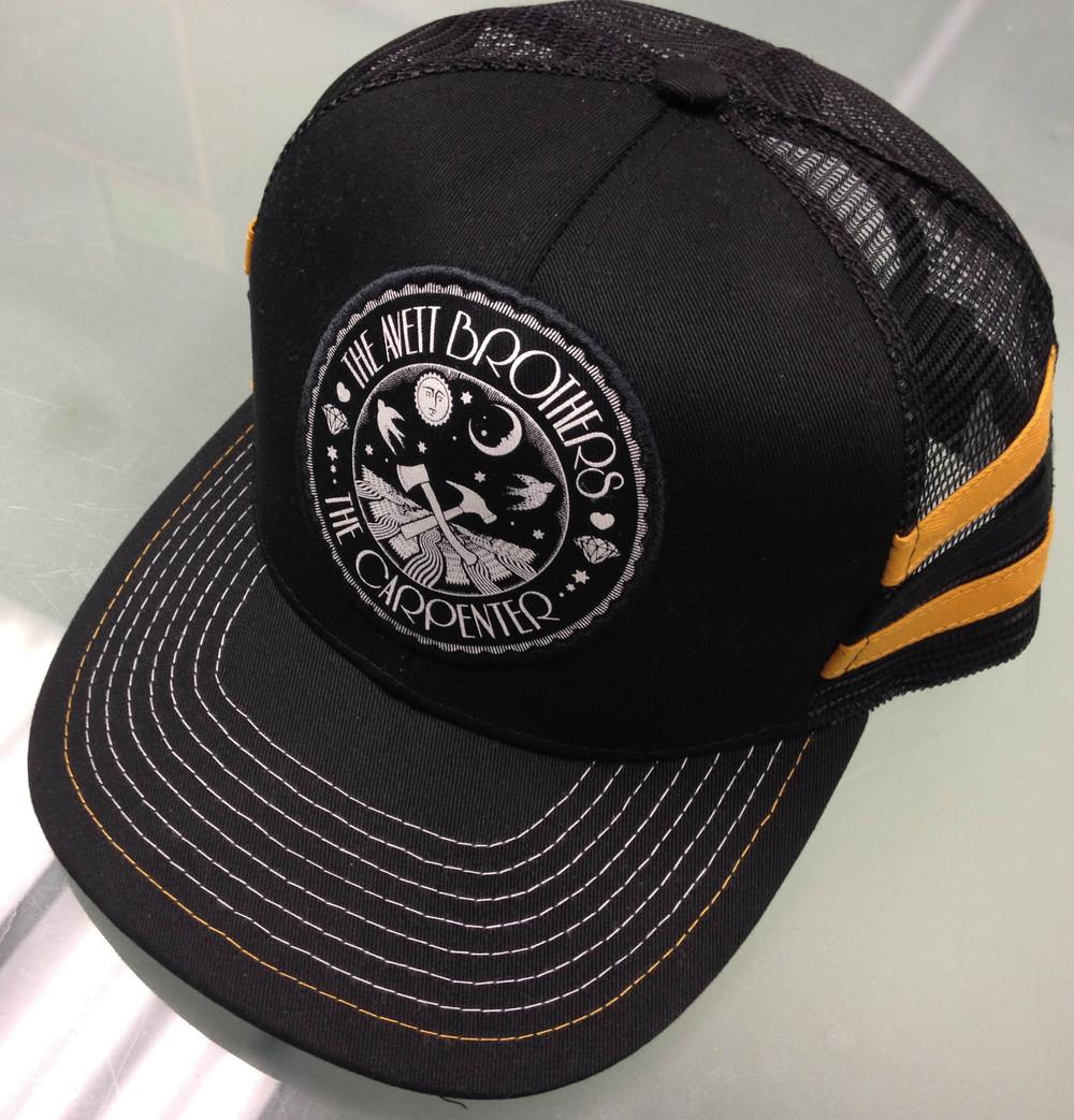 The Avett Brothers Carpenter Hat