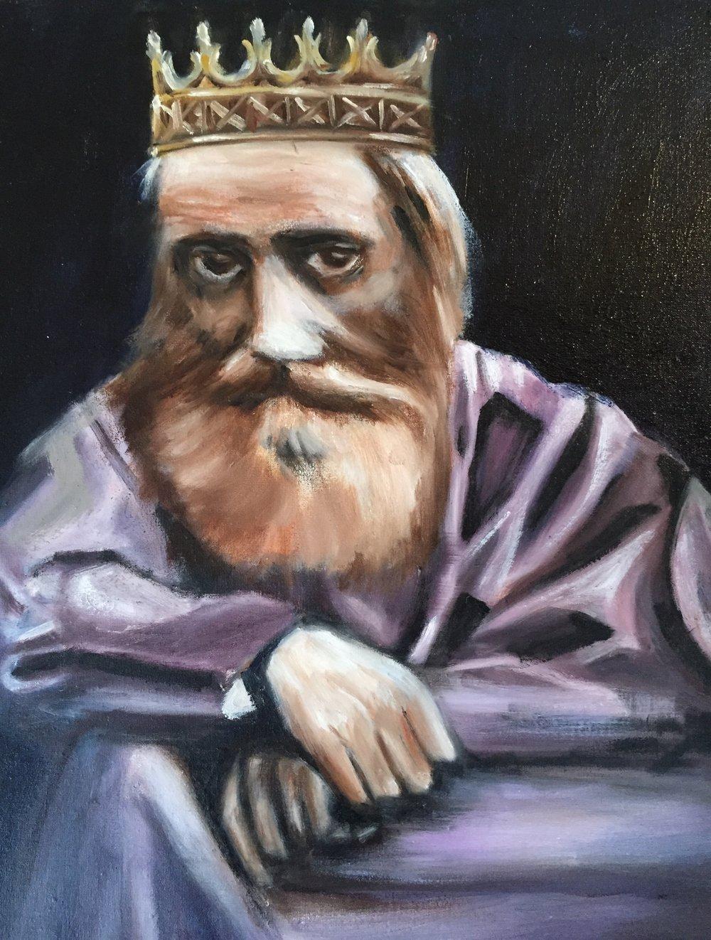 King David Near Death.JPG