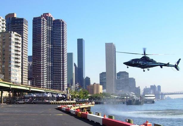 passeio de helicoptero NY