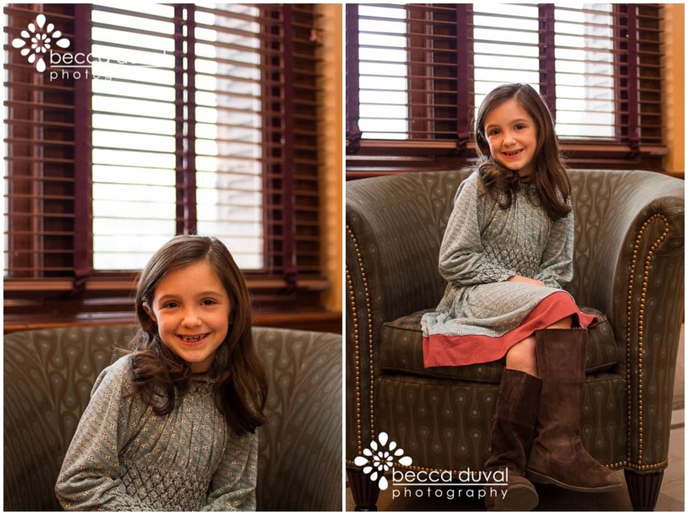 Alyssa is the perfect little model-in-training! I had no problems getting all sorts of smiles out of her :)