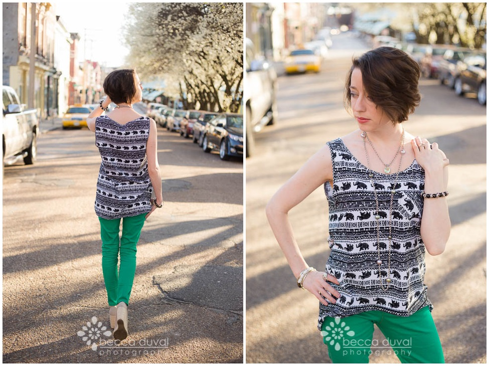 Greenstyle Lacy Slope Tee in Fabric Fairy Knit | Jocole Skinny Pant in JoAnn Fashion Denim | Jewelry Styled by Krystle Clark, Rep with Esbe Designer Jewelry