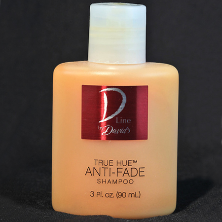 Anti-Fade Shampoo (3oz, 10z, 35oz) Low pH, sulfate-free  formula. Extends the life of caramel, red, and brunette shades.