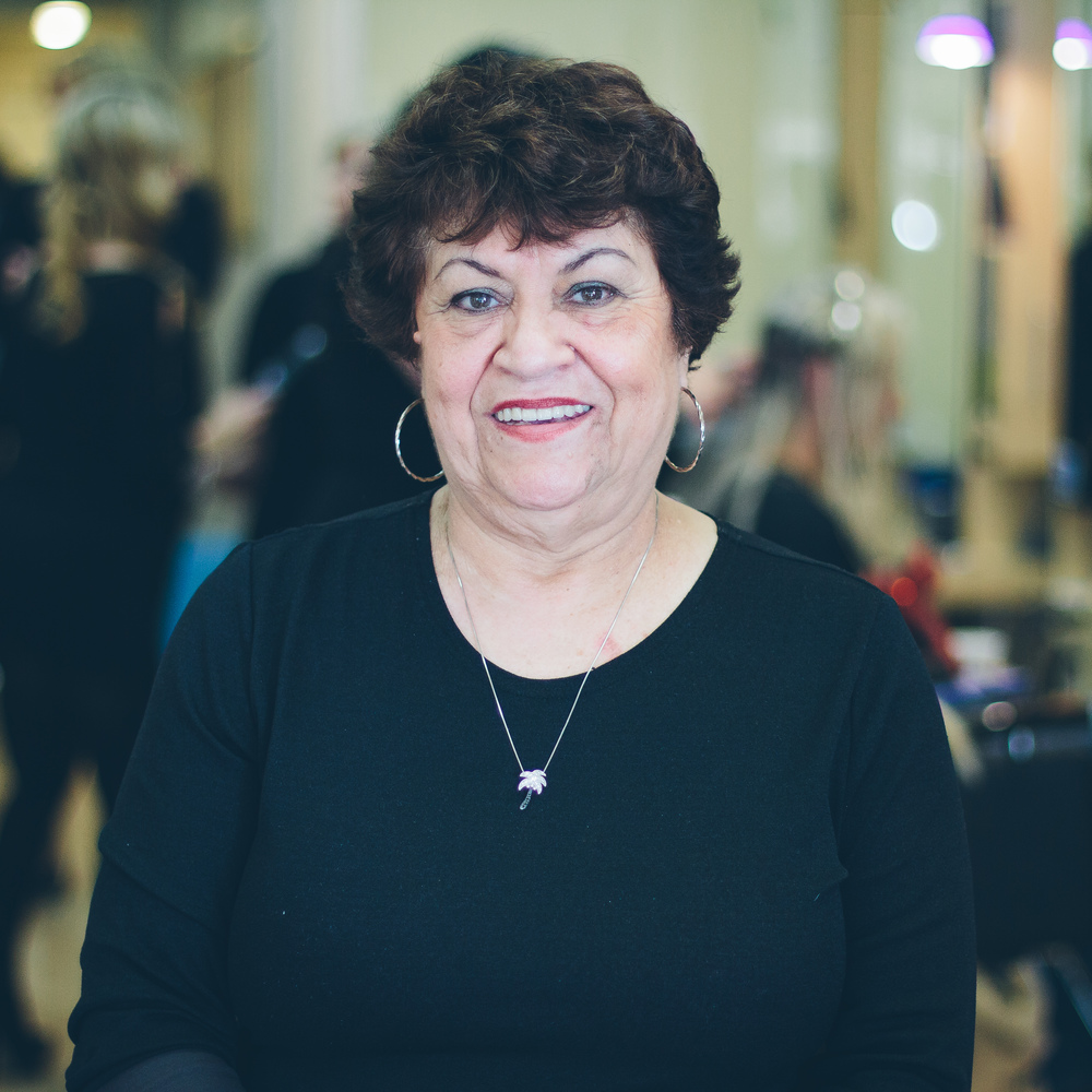 Ana Ana has been with David's for more than 37 years. A Cuban educated native with a heart of gold, she offers comfortable manicures, pedicures and body waxing. She is always a helping hand here at David's and will always help you with your nail and waxing related needs.
