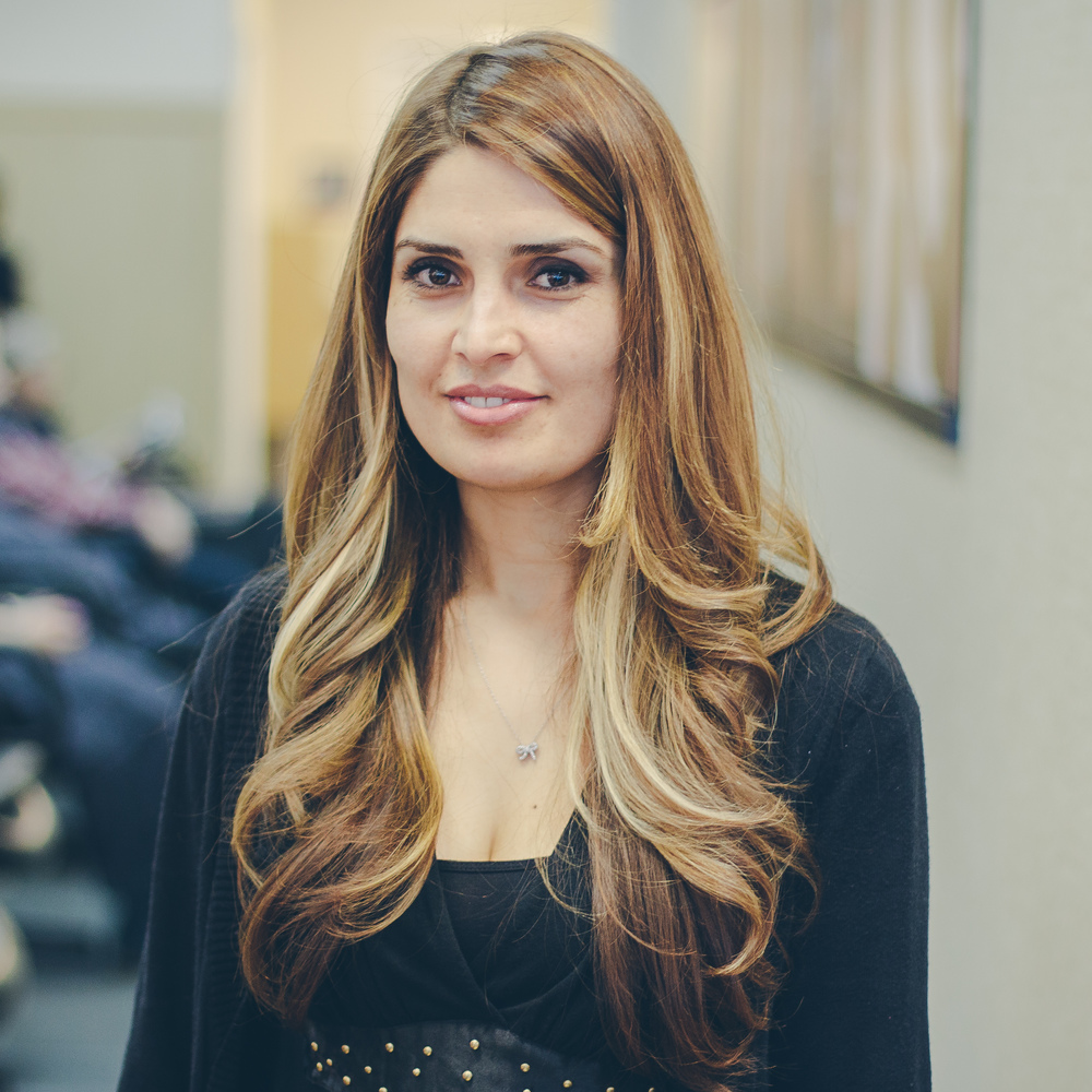 Fatma Fatma has 10 years of experience in the hair industry and is excellent at cutting, coloring, and blowdrying hair as well as facial waxing and threading.