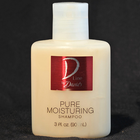 Pure Moisturizing Shampoo (3 oz.) Intense hydrating formula  for dry, damaged, or chemically-treated hair.