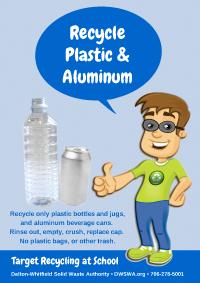 Recycle Plastic & Aluminum