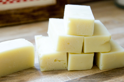 Making the switch to a more natural castile bar soap can help you replace commercial shampoo, body wash, and other soaps in the home.   (Photo via flickr.com.)