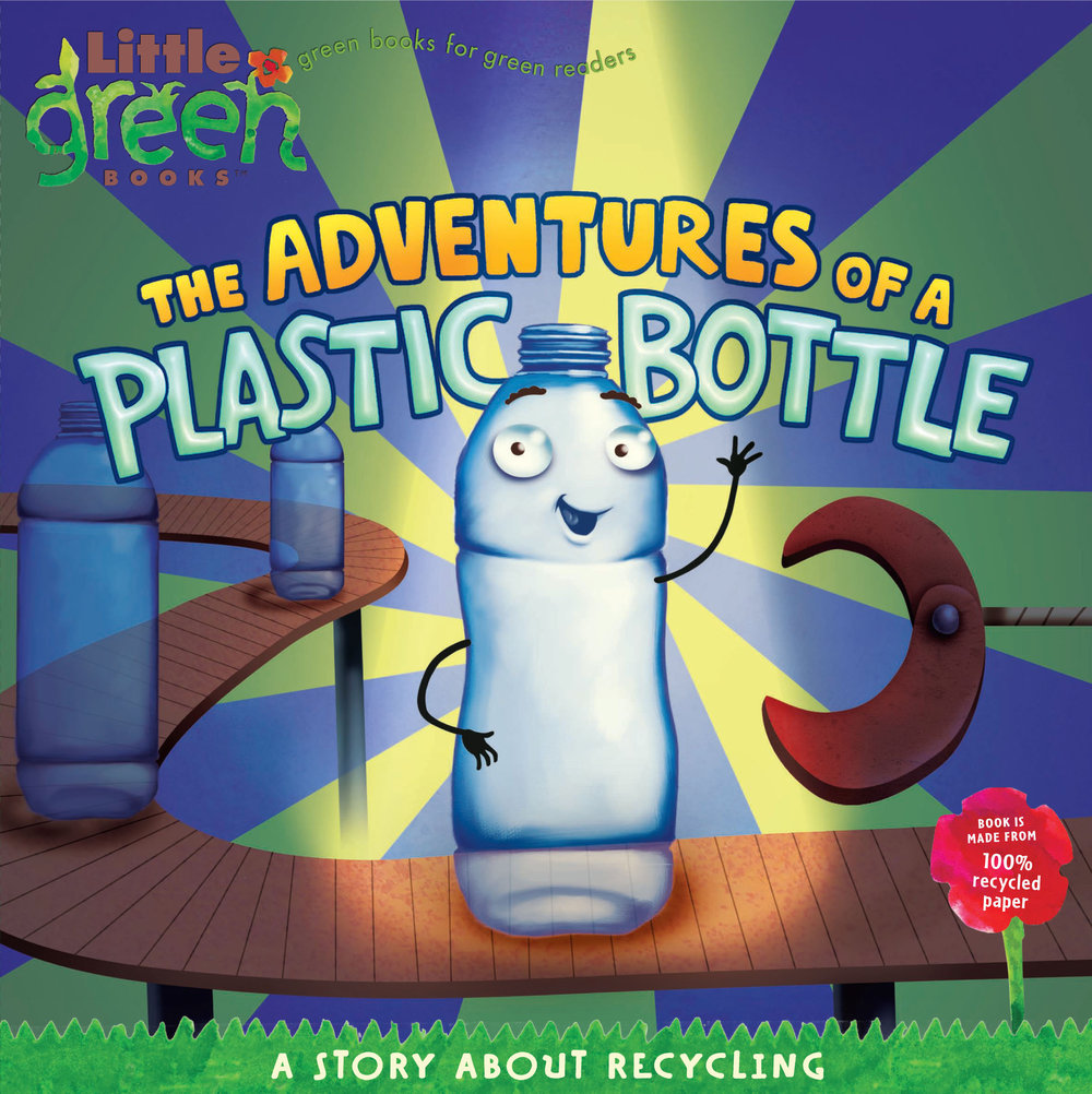 Follow the adventures of a plastic bottle in this book for elementary aged students. Readers learn about the lifecycle of a product that they frequently use.