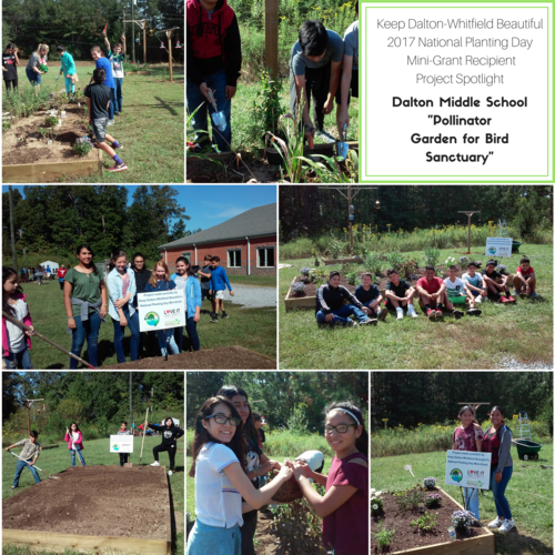 School Beautification Projects — Dalton-Whitfield Solid Waste Authority