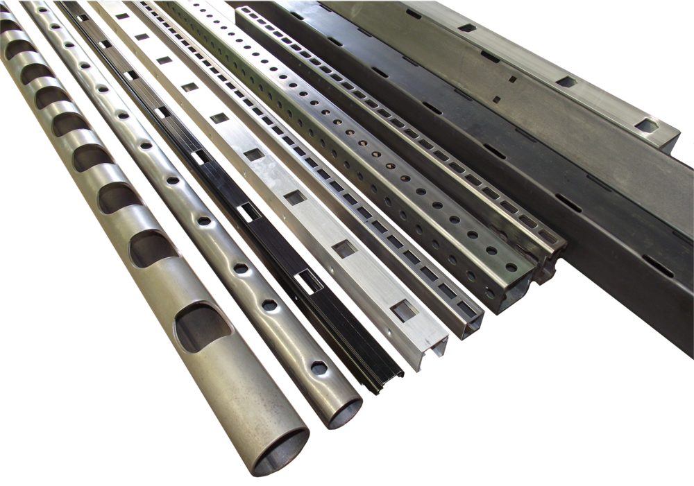 Various length tubes for mandrel or dimple piercing!
