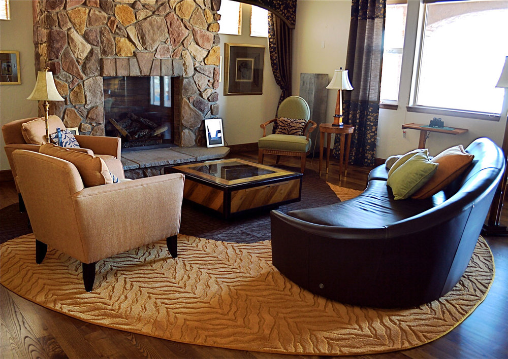 Rugs Colorado Springs Custom and Model Home Interior Design and
