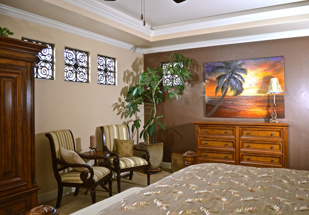 Bedroom Makeover Colorado Springs Custom and Model Home Interior