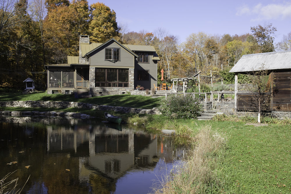 Hume & Hopton Residence