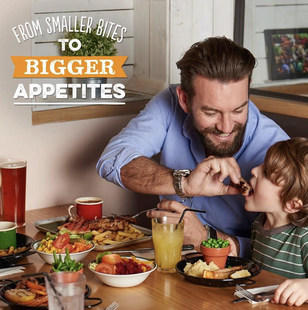 Harvester Kids food photography by Holly Pickering