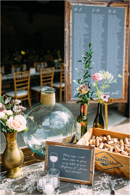 st louis wedding guest corks