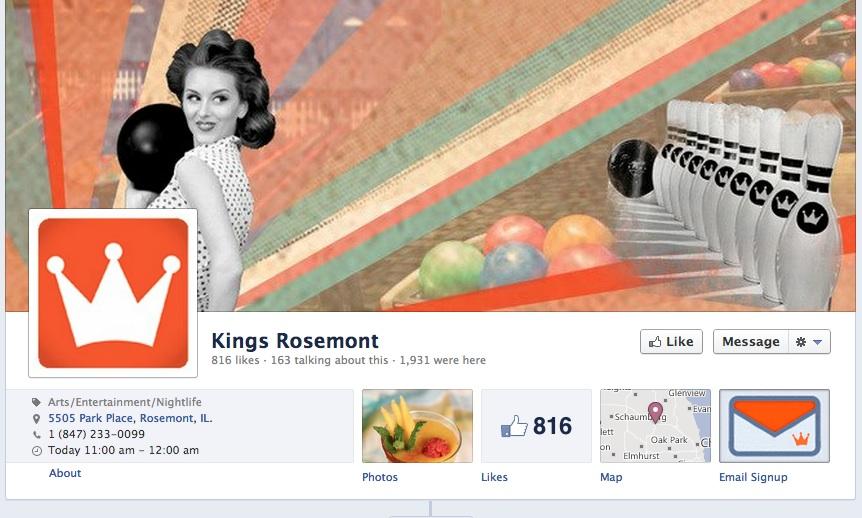 Kings FB Page