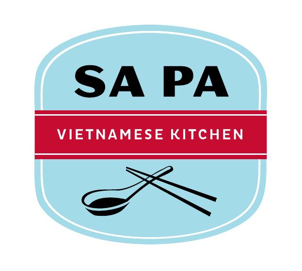 Logo for Sa Pa, A Vietnamese concept in downtown Boston