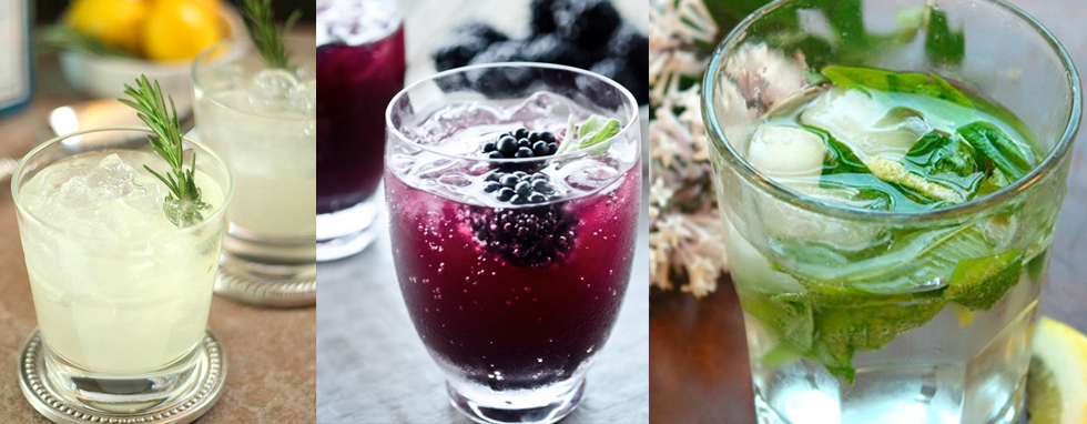 Summer drinks with herbs have been huge crowd pleasers - consider adding more herbed cocktails to your menu to boost drink sales.