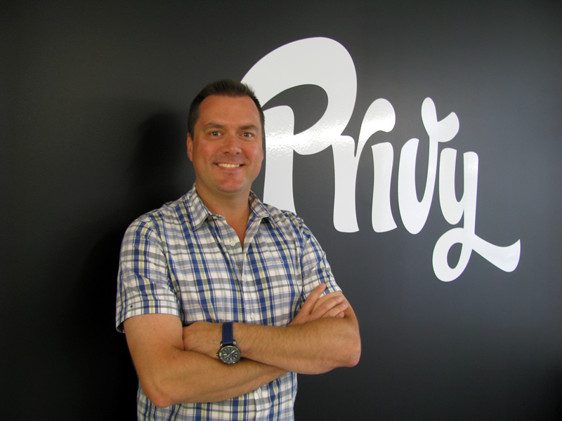 Alex Jenkins - Privy's VP Product