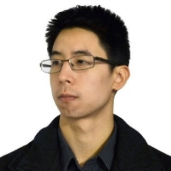 Peter Cai's picture from LinkedIn, where he has successfully maintained a membership for several years.