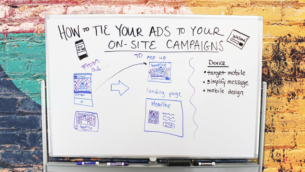 Whiteboard Wednesday_Tying Your Ads to Onsite Campaigns Board.jpg