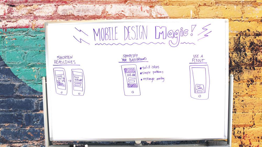 Whiteboard Wednesday_Mobile Design Magic Board.jpg