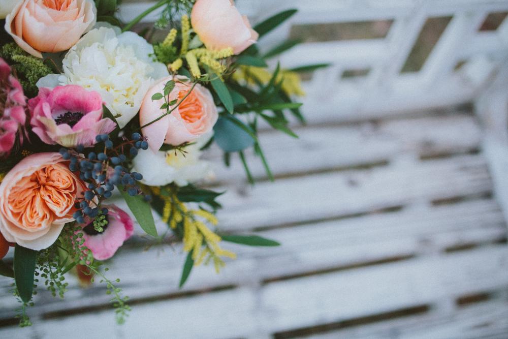 Lace and Lilies, Flowers, Bouquet, Citrus