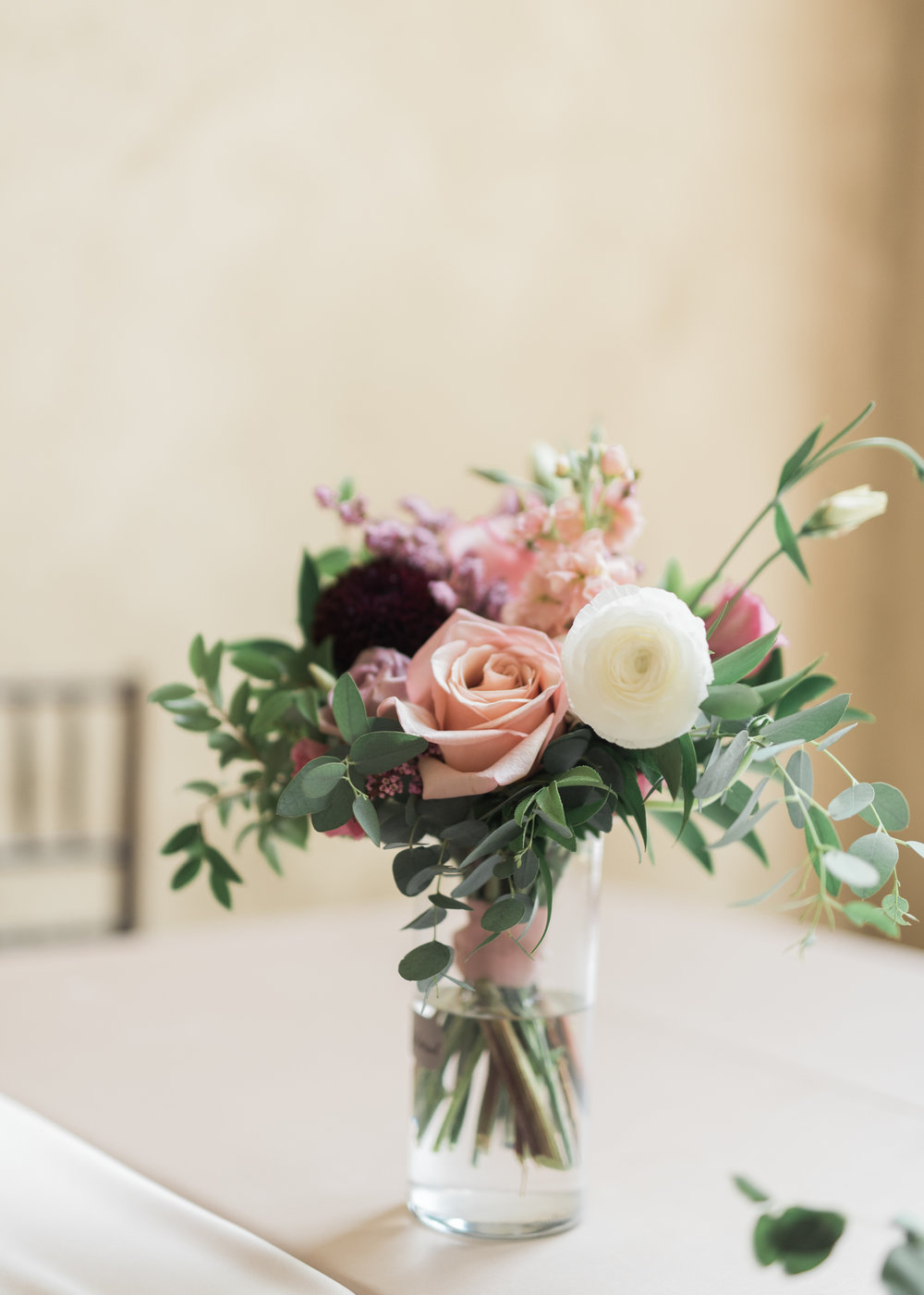 Flowers by Lace and Lilies, bridal bouquet, blush bridesmaid dresses, military wedding, blush flowers, burgundy flowers, mountain wedding, wedding photography, wedding flowers, bridal party, reception flowers, table centerpieces, tall centerpieces