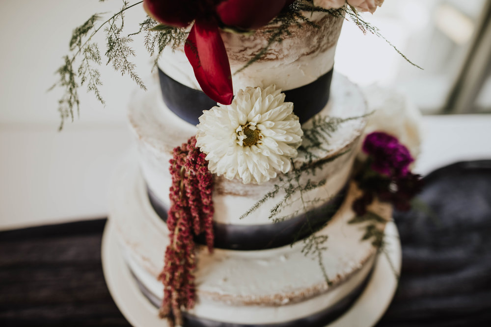 Flowers by Lace and Lilies, cake flowers, color palette, floral palette, wedding flowers, mountain cake, dessert flowers, colorado wedding, color palette, mountain wedding