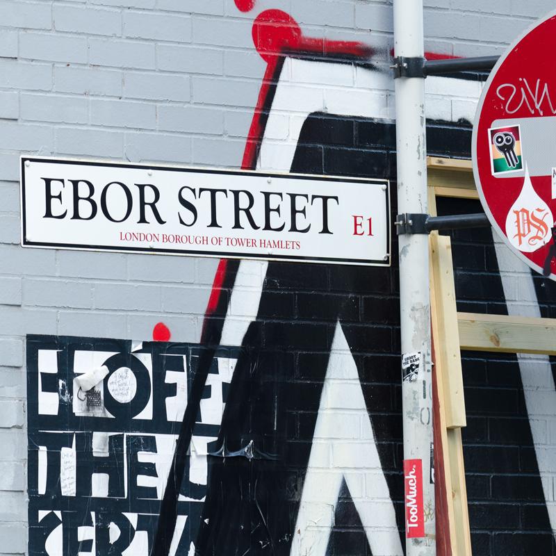 Eine on Ebor