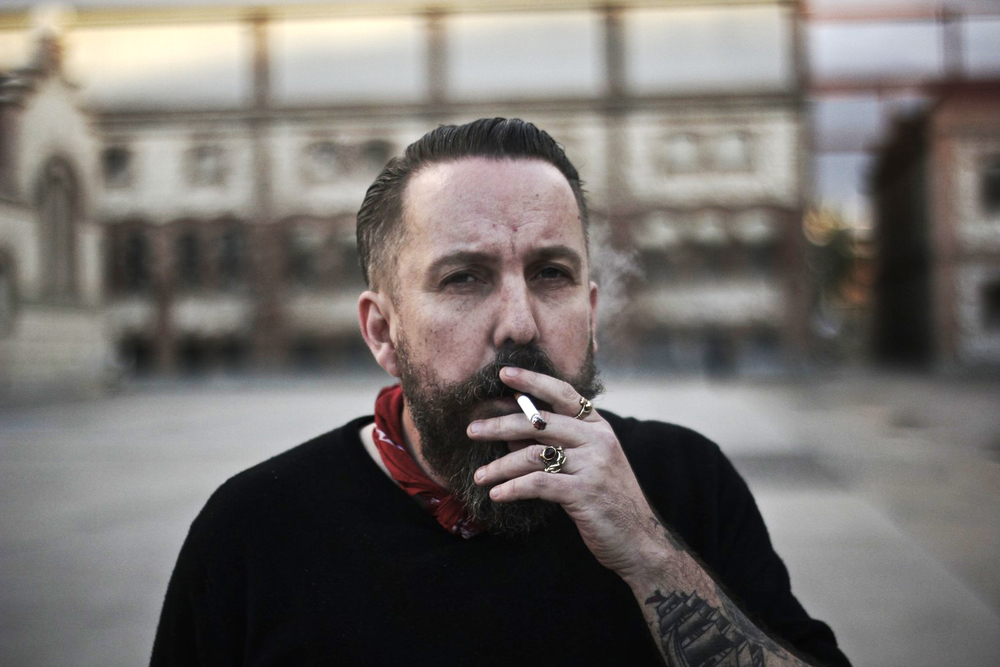 DJ Andy Weatherall