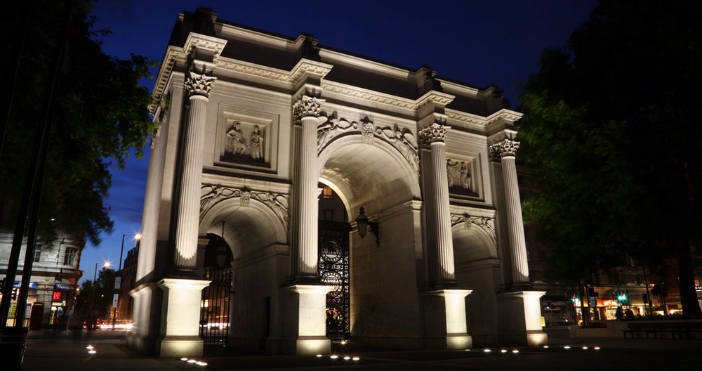 MARBLE ARCH, LONDON