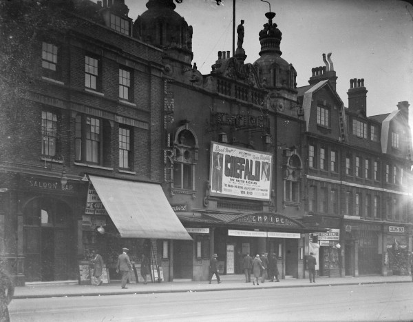 Hackney Empire, 1965